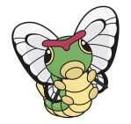 Caterpie's evolution ? by Elenwae