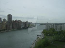 View of The East River by Charlief43