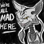 All Mad Here by devillo