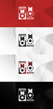 Egyptian Premire League 2nd Logo by A-XDesigner