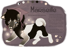 OC: Marseille by c-Chimera