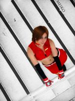 Meiko Vocaloid Cosplay 02 by Bastetsama-Cosplay