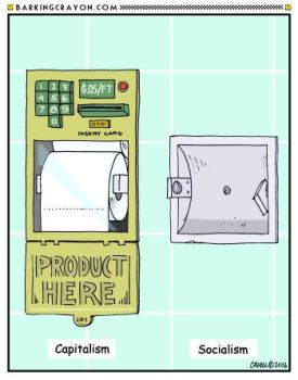 Toilet Paper by Conservatoons