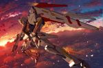 Gundam SEED A-STAR  --  the sword of the eternity by csy5150