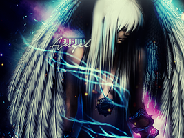 Guardian Angel Signature by maagg