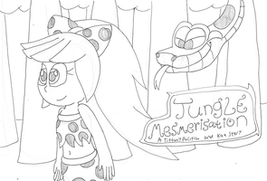 Jungle Mesmerisation Poster by TMan5636