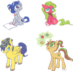 Charity Ponies by ponywise