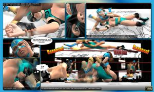 Ironman Tag Team Championship - Fall Num.3, Page 3 by DesertLion3D