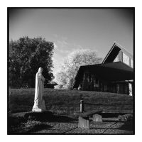 2016-305 Abbey of the Genesee by pearwood