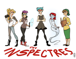 The Inspectres by FattCat