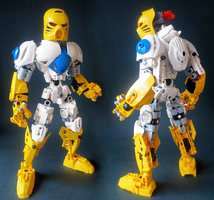 Unnamed Toa by Jellytie
