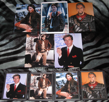 Dirk and Richard signed photos by Leathurkatt-TFTiggy