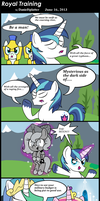 Royal Training by Daniel-SG