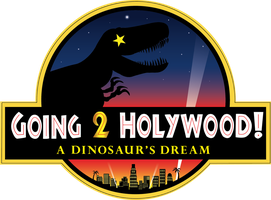 Going 2 Hollywood! (Possible Logo - Movie) by SAGADreams