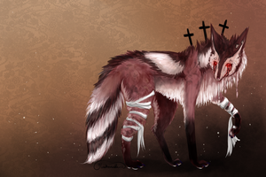 Crucified by MischievousRaven