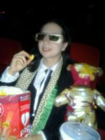 Burdened with Glorious Popcorn by Lokibelle