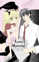Love Monster_Osora-and-Kouro by Mika-Yukichi