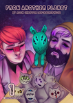 From Another Planet #1 - Cats by CrunChester