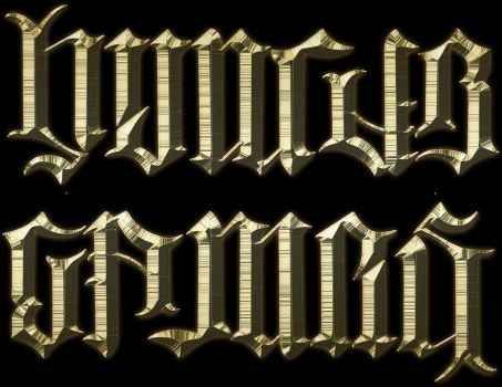 Hunger Games Ambigram by JRmacatiag