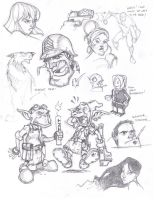 Sketchbook 2 by cwalton73