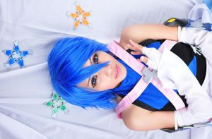 Kingdom Hearts Birth by Sleep: Aqua 4 by KuroSeirei