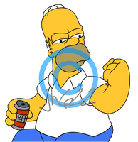 Homer by jh622