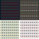 Random Wallpaper Patterns by WolvyDesigns