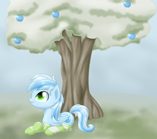 Frost Apple by HankOfficer