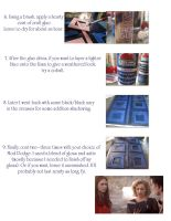 River Song's Journal 2 by MorbidDramaQueen