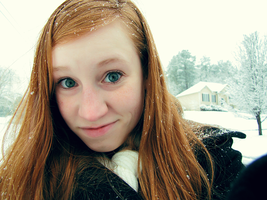 Snow II by OhhSnappItsMegg