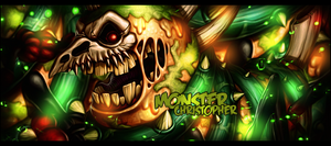 Monster by Superchris12