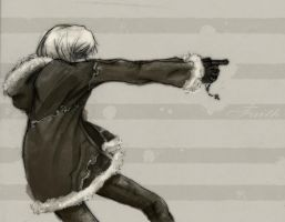 Once Again, Mello by MelonKollie