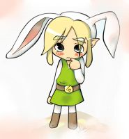 CHIBI LINK by CaptainAza