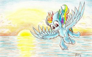 The Summer's End by Punk-Pegasus