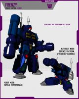 CYBERTRONIAN FRENZY by F-for-feasant-design