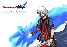 Devil MAy Cry 4 Nero by Rud-K