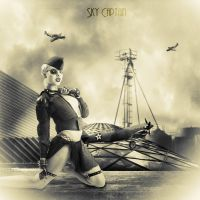 Sky Captain by crilleb50