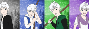 Jack Frost Color Spectrum by SelenaEde