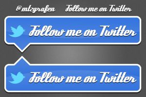 Follow me on Twitter by mtzGrafen
