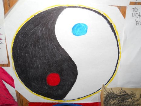 Ying-Yang by fireladyloserrequest