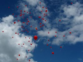 balloons by NiCooLe