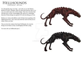 Hellhounds continued by JoshuaDunlop