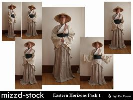 Eastern Horizons Pack 1 by mizzd-stock