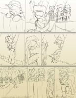 Chapter 11 page 11 sketch by FlyingPony