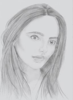 Lily Collins by prettyhopeless