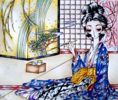 Ume-Hime by Fuyou-hime