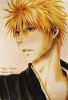 Ichigo - With heart and soul by MorgainePendragon