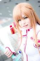Asuna, Knights of the Blood - Sword Arts Online by Wolfenheim84