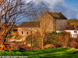 The old watermill by Chris21465