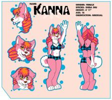 +IBNH reference sheet- Kanna+ by angelwolf